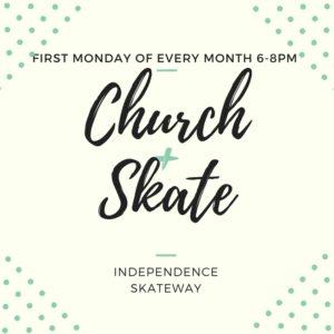 CHURCH SKATE @ Independence SkateWay | Independence | Kentucky | United States